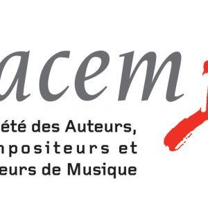 Logo de la Sacem